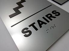 star ADA sign