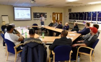 Training installers for twenty years