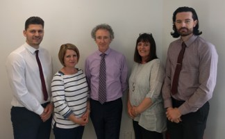 The new national development sales team for Plumbase
