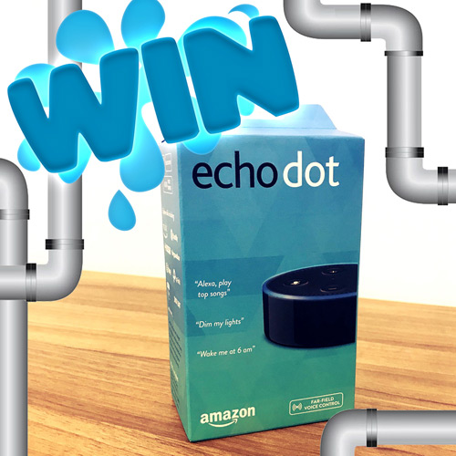 Follow us on Instagram and tell us what your most valuable tool is to be in with a chance of winning an Amazon Echo Dot