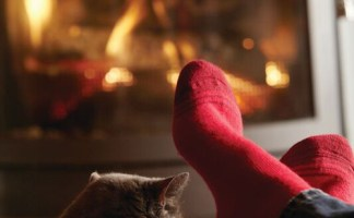 Snuggle up with a coal fire this Christma