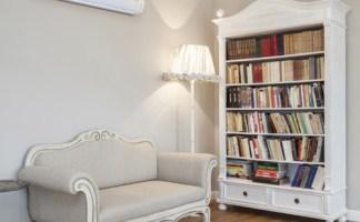 Worcester Greensource air to air heat pump insitu