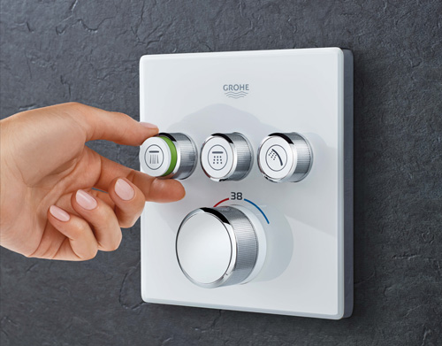 The GROHE SmartBox