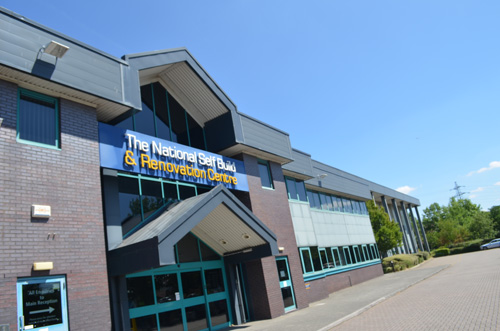 The National Self Build and Renovation Centre at Swindon