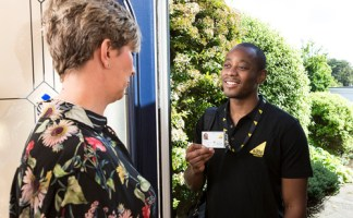Gas installers are not showing their Gas Safe Card