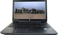 HP ZBook 15 G2 Workstation