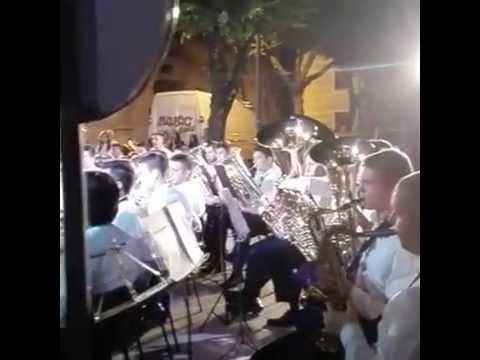(VIDEO) HPO Gradska Glazba Imotski – Koncert & Glazbarski ples