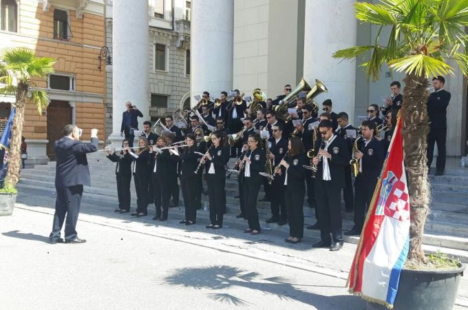 (VIDEO) HPO Gradska glazba Imotski – Italija 2017