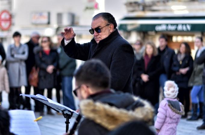 (Foto) Božićno-Novogodišnji koncert u Imotskom