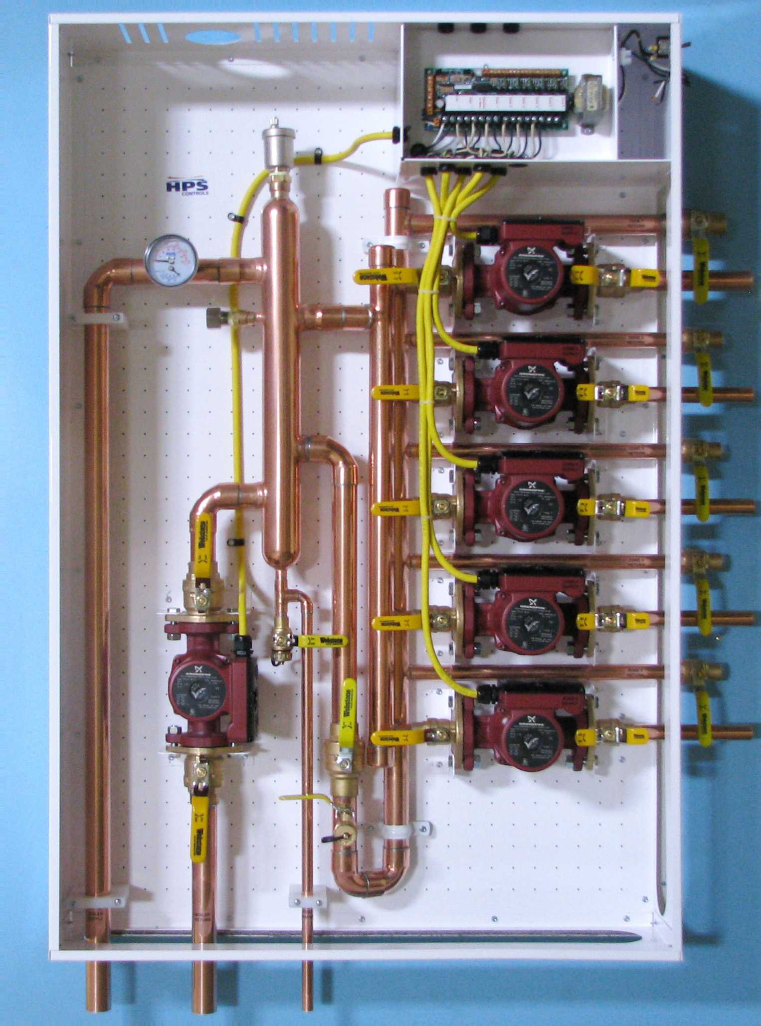 Hydronic Panels To Choose From