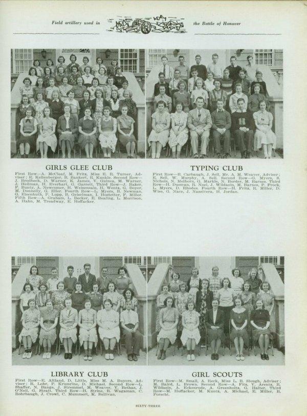 mount baker high school class of 1939 - HD885×1200