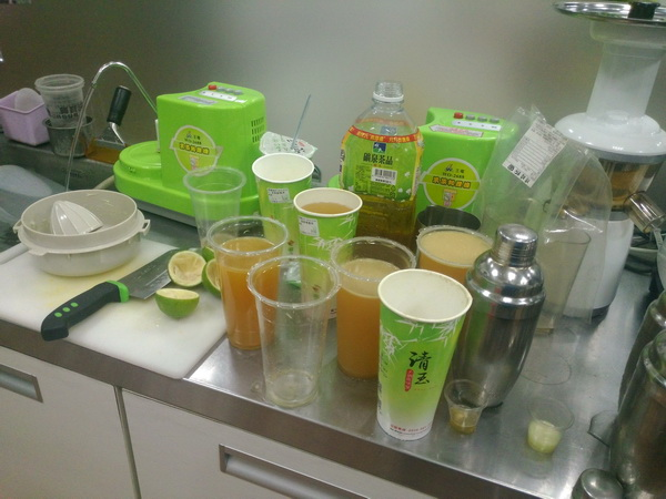 〈逆推硬破清玉黃金比例的宅製翡翠檸檬,就算是天然的也要注意所喝的量〉