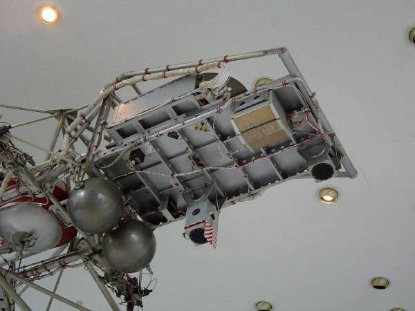 Lunar Landing Training Vehicle NASA 952