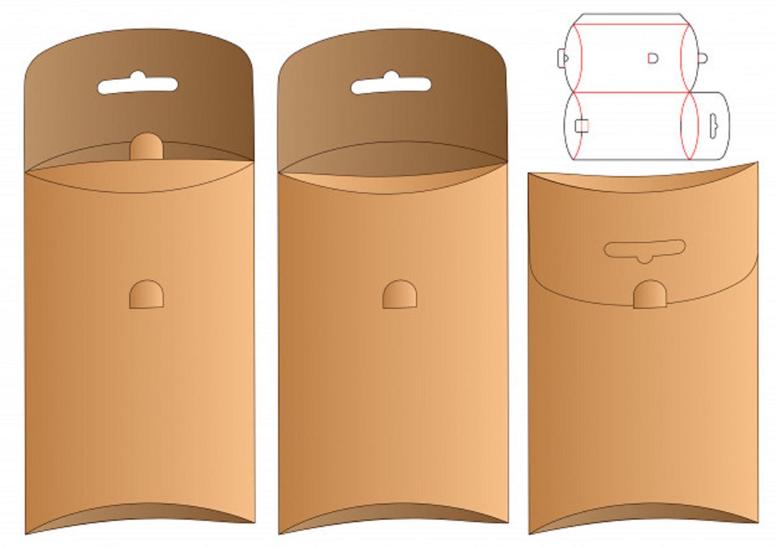 pillow box custom pillow boxes