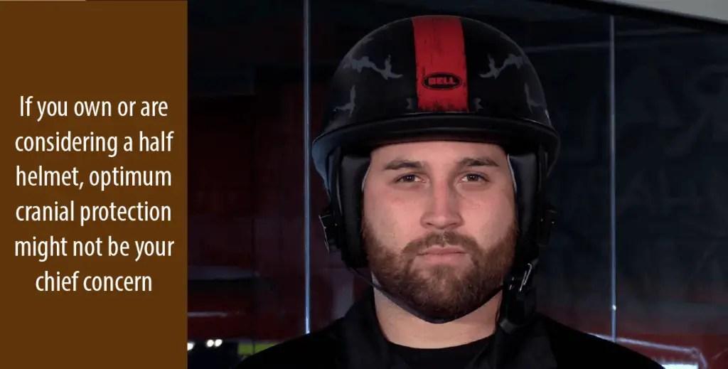 best half helmets
