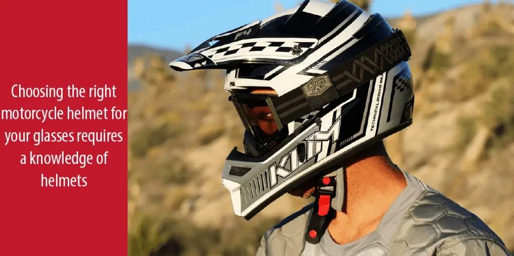 Best Motorcycle Helmet For Glasses Wearers