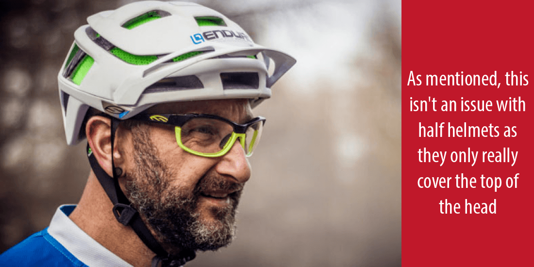 Best Motorcycle Helmet For Glasses Wearers