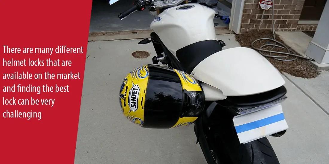 Motorcycle Helmet Lock Reviews