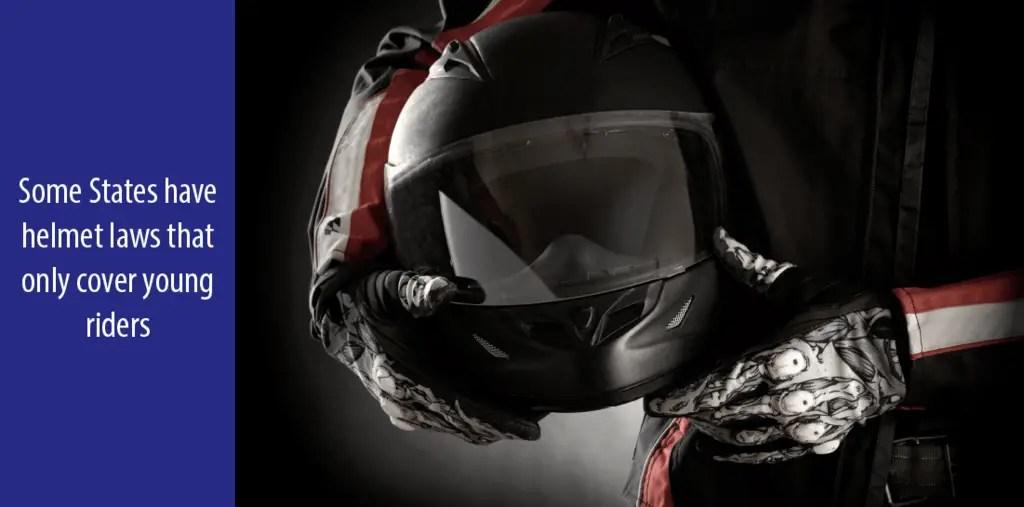 Are Motorcycle Helmet Laws Effective