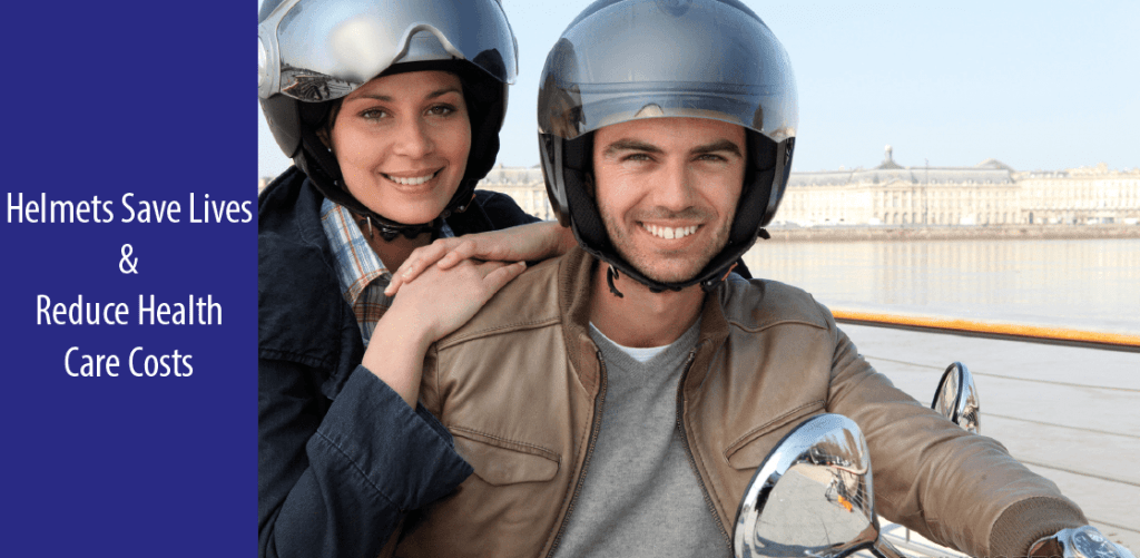 Are Motorcycle Helmet Laws Effective