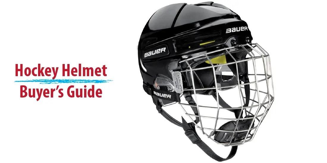 Best Hockey Helmets Buyer's Guide