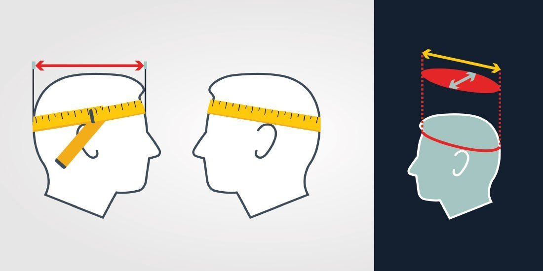 How To Measure Head Size For Motorcycle Helmet Awesome Guide