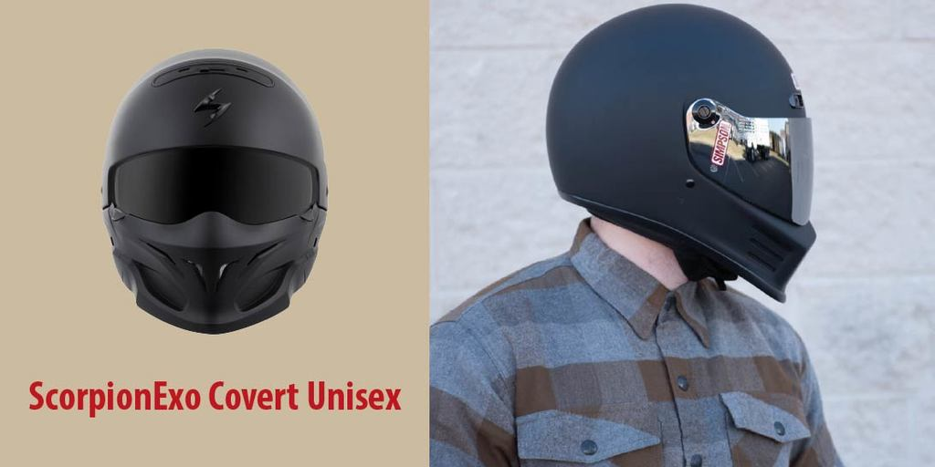 What Others Say About ScorpionExo Covert Unisex Adult Half Helmet