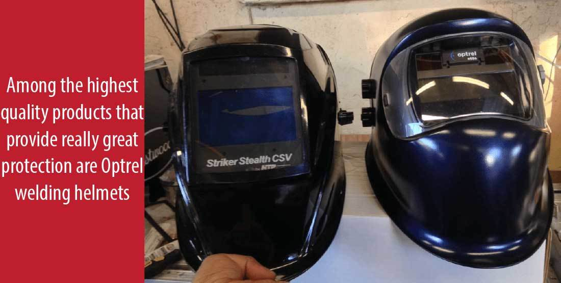 Awesome And Very Useful Optrel Welding Helmet Reviews