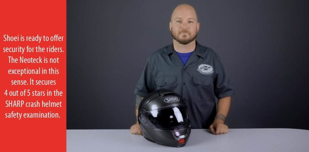 Safety of helmets