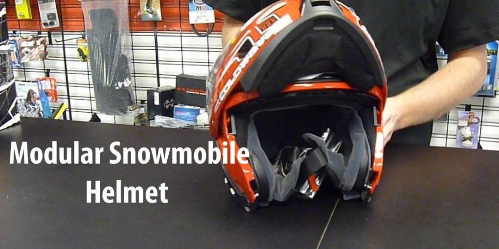Modular Snowmobile Helmet Reviews