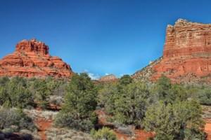 Red Rock in Sedona, Arizona Photo Print