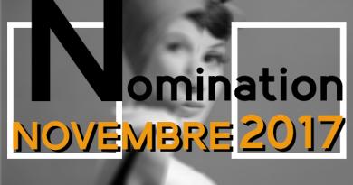 Les nominations RH du mois de novembre 2017