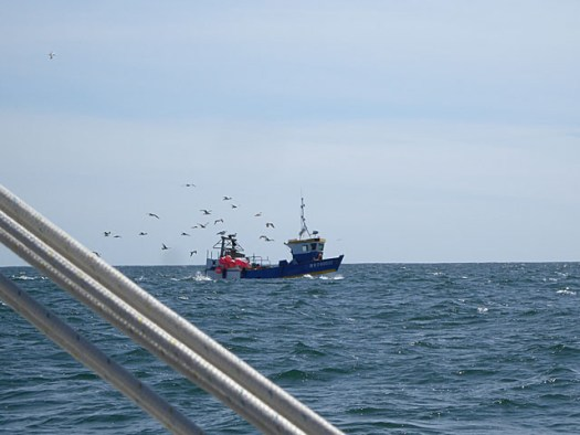 20150512 10NM west of Brest
