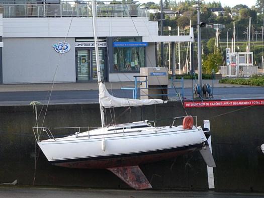20150514 Boat dry in Brest