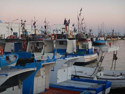 20150702 Trapani fishing boats
