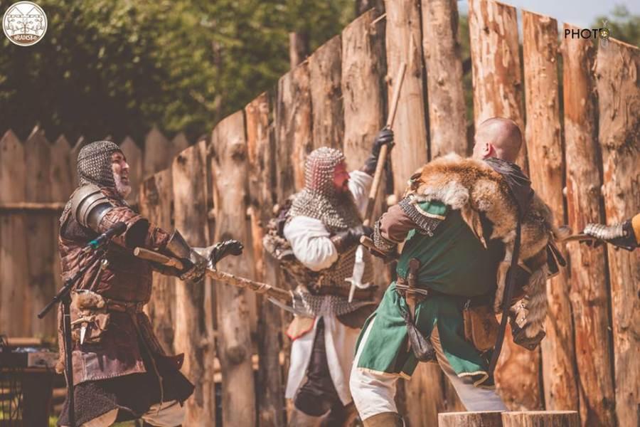 svarog hradisko lipany historicky serm zbrane