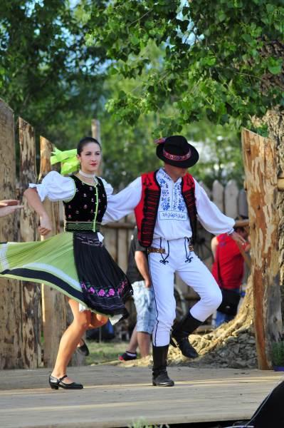 folklorny festival saris dzedovizen hradisko lipany