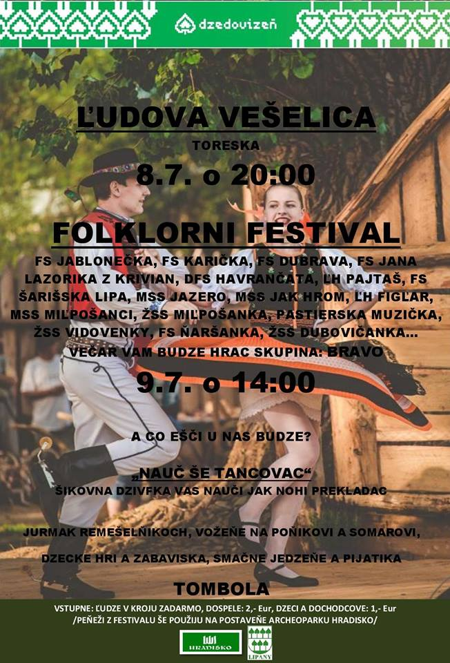 Dzedovizen 2017 program