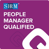 people manager qualification badge from SHRM small