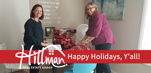 Wrapping Gifts Is Serious Team-Building Business