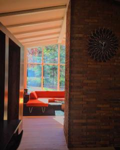 Pictures from a Hillman Real Estate Group client modernist home in Raleigh, NC