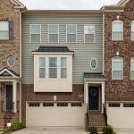 Now Showing: 3 Bedroom Raleigh Townhome in Peaceful Setting