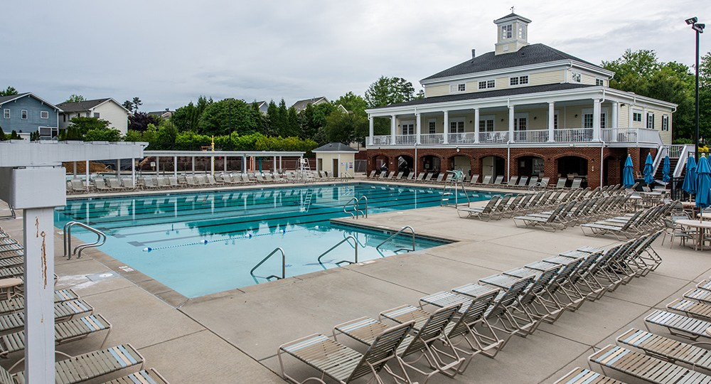 Bedford at Falls River homes for sale - Hillman Real Estate Group - community pool