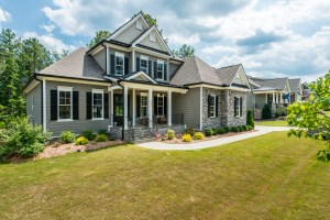 Now Showing: Five Bedroom with Craftsman Detail in Northwest Cary