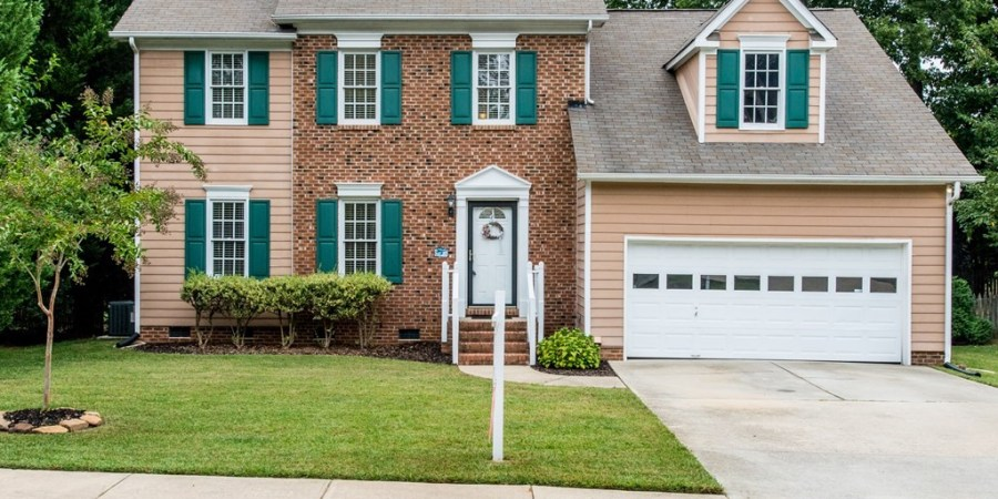 Sold: Quintessential 4 Bedroom Traditional Near Cary Parkway