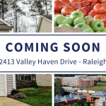 Coming Soon: Three Bedroom Home near NC State – Less Than $250,000!