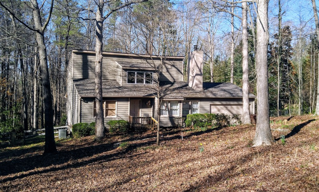Coming Soon: Three Bedroom Rare Find – Almost an Acre in Raleigh