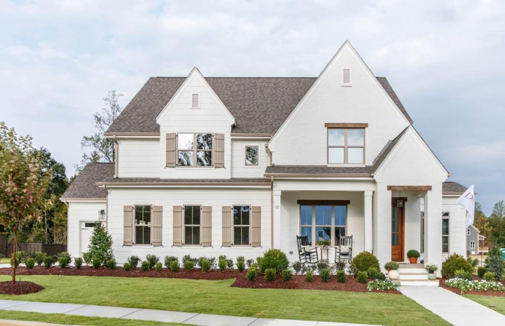 Latest Home Design Trends: New Home Construction Design Trends Courtesy Of Homes By