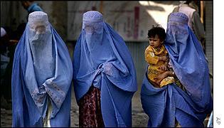 Μπούρκα - φερετζές: η γυναίκα κατά το μουσουλμανισμό