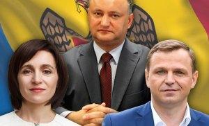 Dodon-Năstase-Sandu, și putere și opoziție.